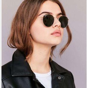 e734346231 Ray-Ban Accessories - Ray-Ban Icon 53mm Retro Sunglasses Metal Round